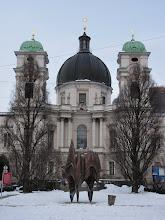 Photo: Salzburg, Dreifaltigkeitskirche