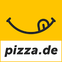 pizza.de | Food Delivery icon