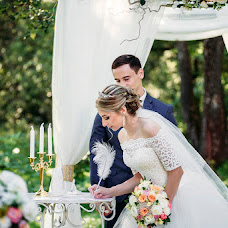 Wedding photographer Irina Zabara (Zabara). Photo of 13.08.2017