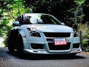 スイフトスポーツ ZC31S  I型 NX16仕様  2008年式のカスタム事例画像 ひろきち_ZC31Sさんの2020年09月21日06:32の投稿