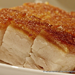 Roast Pork Belly 脆皮燒肉