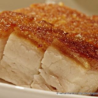 Roast Pork Belly 脆皮燒肉