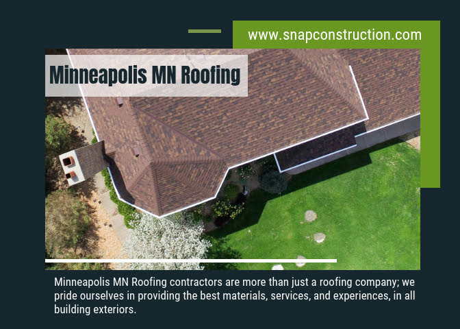 Minneapolis MN Roofing