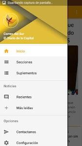 Diario Correo del Sur screenshot 0