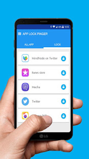 App lock – Fingerprint support 24