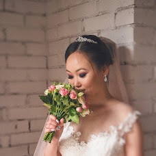 Wedding photographer Bayr Andzhaeva (Bair). Photo of 20.11.2018