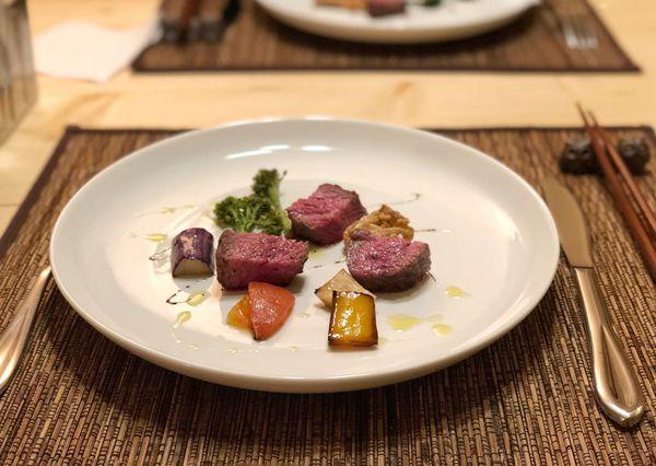 台北美食 Le Duet 198。低調奢華的日法私廚料理,隱藏美食/無菜單料理