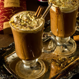 Brandy-Spiked Mexican Hot Chocolate Recipe