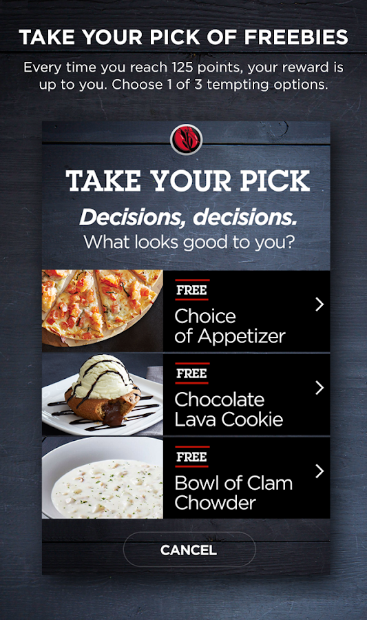 My Red Lobster Rewards℠ - Android Apps on Google Play