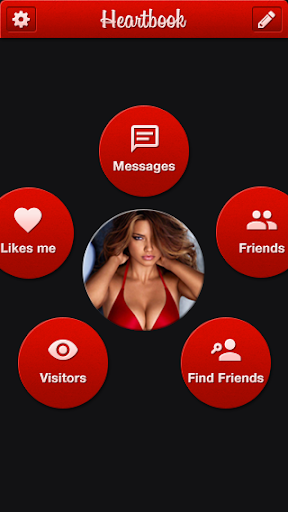 heartbook - free dating app