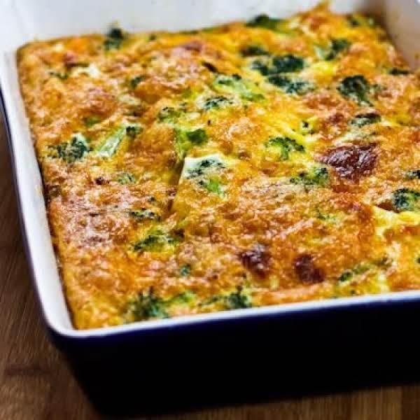 Broccoli-cheese Casserole Recipe
