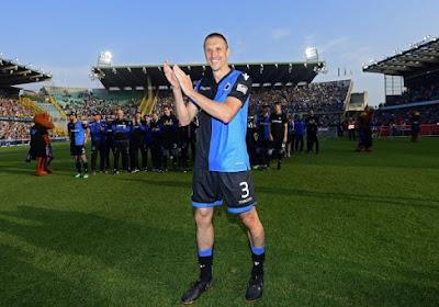 Timmy Simons intègre le staff du FC Bruges!
