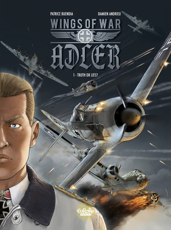 Wings of War: Adler (2019) - complete