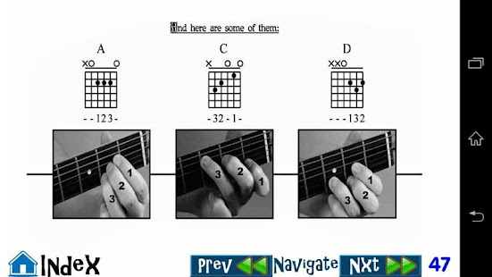 Fingerstyle Guitar Made Easy!- screenshot thumbnail