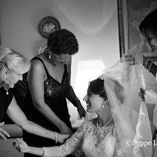 Wedding photographer Peppe Lazzano (lazzano). Photo of 06.09.2016
