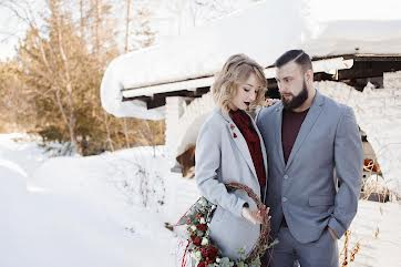 Düğün fotoğrafçısı Наталия Дегтярева (natali). 01.04.2017 fotoları
