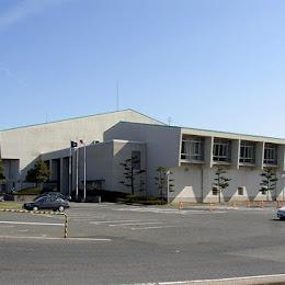 鳥取県立米子産業体育館のメイン画像です