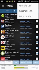 Smart Task Manager Screenshot 2
