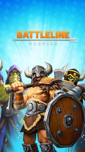 Battleline Tactics: Strategic PVP Auto Battler 1.6.2 screenshots 6