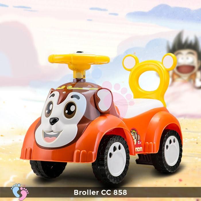 Xe chòi chân Broller CC-858 5