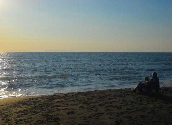 Amore è guardare il mare insieme di Sally