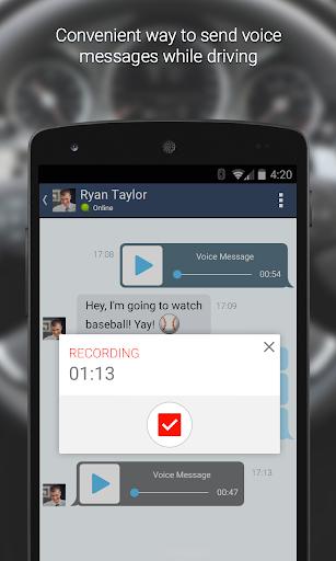 4talk Messenger 2.0.79 screenshots 3