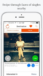 Singles AroundMe Local Dating- screenshot thumbnail