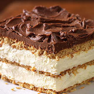 No Bake Graham Cracker Cake Recipes