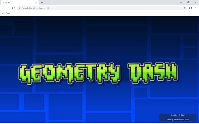 Geometry Dash Full Hd Wallpapers And New Tab