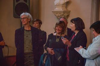 Photo: L' équipe des  quatre conceptrices …Brigitte, Céline, Susanna, Sophie