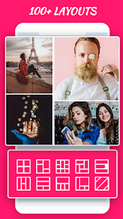 Download Photo Collage Maker -Photo Editor For PC Windows and Mac apk screenshot 1