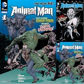 Animal Man Annual (2012)