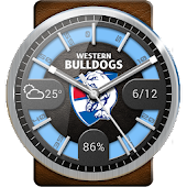 Western Bulldogs Watch Faces