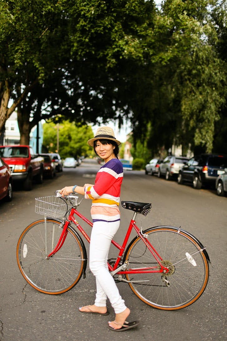 Rent a Bike (101 Things to do in Portland Oregon).
