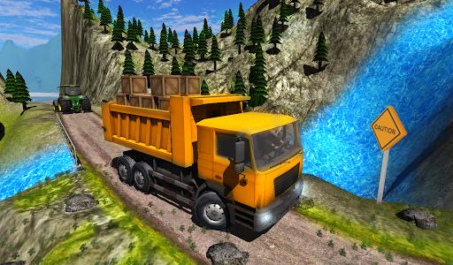 Truck Driver Cargo  captures d'écran 1