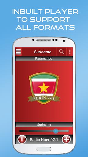 A2Z Suriname FM Radio