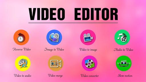 VibeVideo:ビデオエディタ