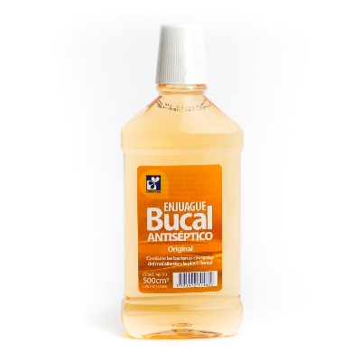 enjuague bucal farmatodo original 500ml