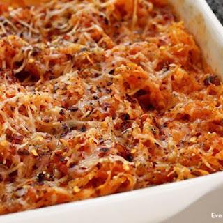 Spaghetti Squash Casserole.
