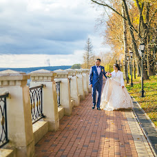 Wedding photographer Evgeniya Izotina (Izotina). Photo of 25.10.2017