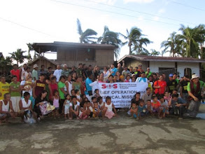 Photo: SOS volunteers before departure