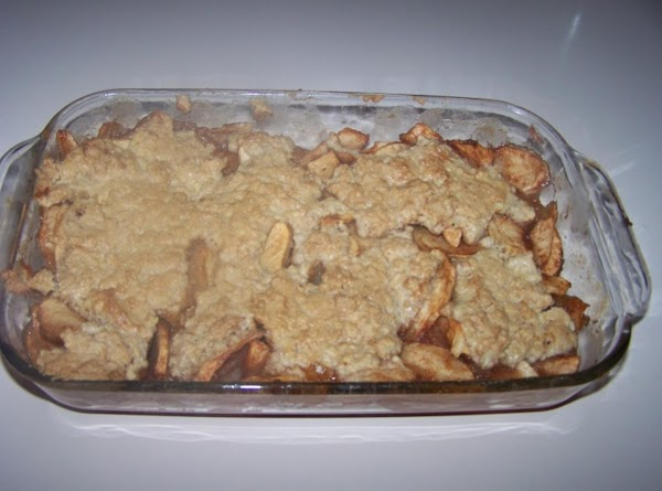 Grandma's Apple Cobbler Recipe