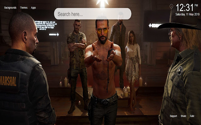 Far Cry 5 Wallpapers HD New Tab