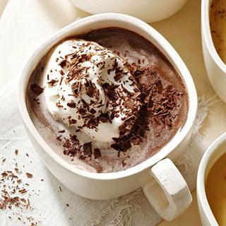 Double Hot Chocolate