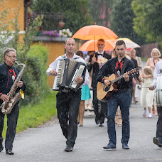 Wedding photographer Krzysztof Lisowski (lisowski). Photo of 11.09.2017