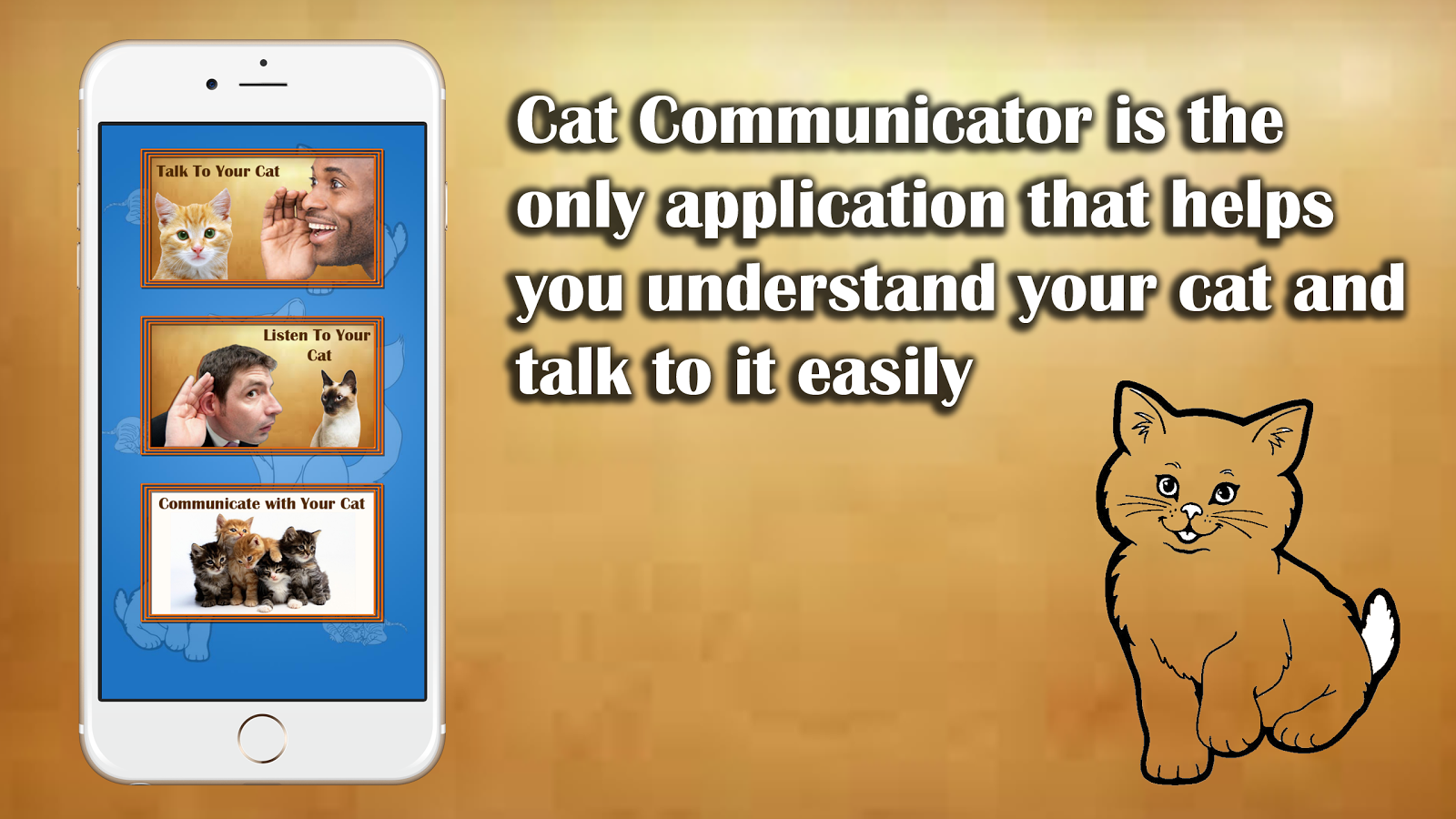 🐱🐾 Cat Communicator Pro- screenshot