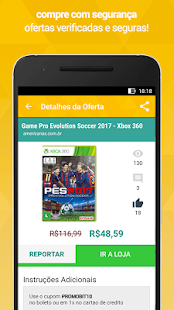 Promobit - Ofertas e Descontos- screenshot thumbnail