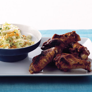 Five-Spice Chicken Wings.