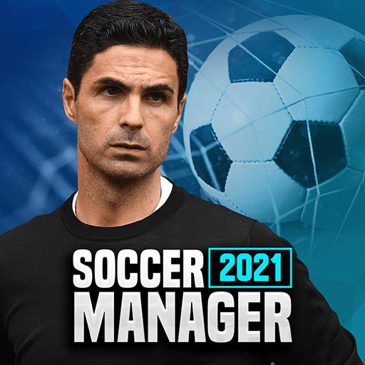 Soccer Manager 2021 - Game Manajemen Sepak Bola