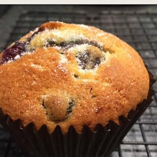 Blueberry Doughnut Muffins Recipe